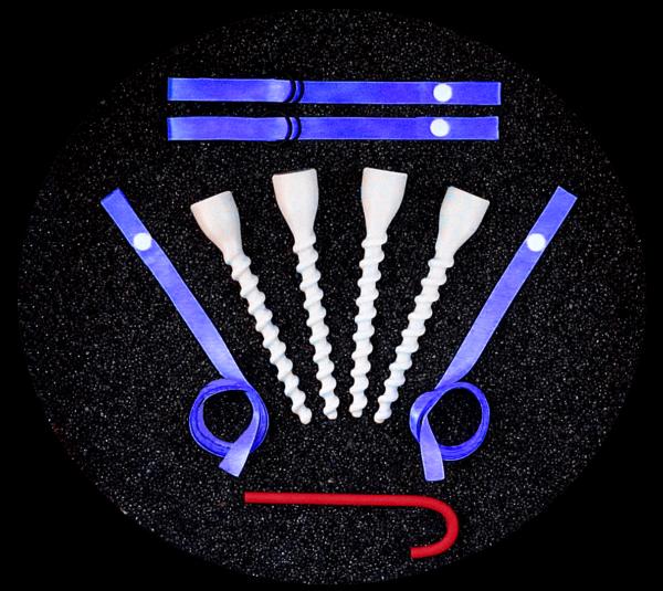 Composition Stopenvol bleu
