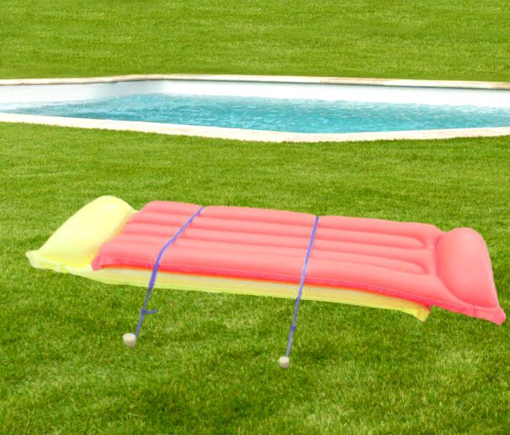 Stopenvol fixe vos gonflables à la piscine